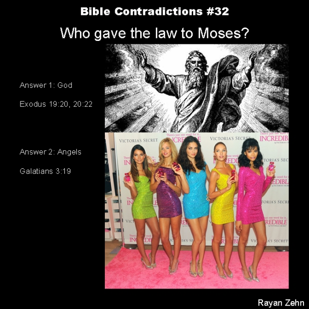 Contradictions of the Bible