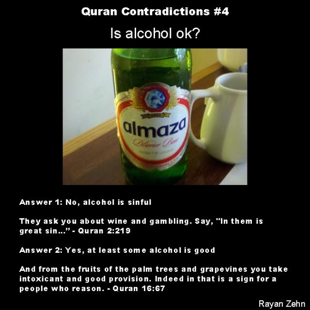 quran contradictions 4