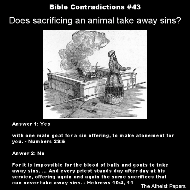 Bible contradictions 43