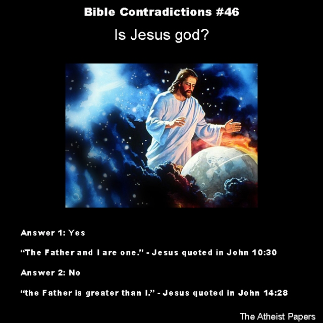 Bible contradictions 46